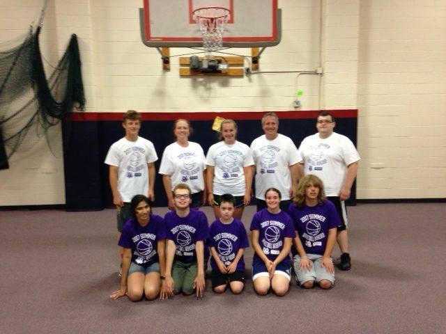 Summer Basketball Program